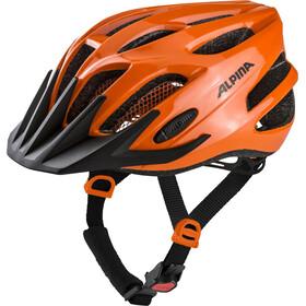 Alpina FB 2.0 Helmet Juniors orange-black